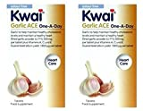 (2 Pack) - Kwai - Kwai Heart & Immune KLO-236-8942 | 100's | 2 PACK BUNDLE
