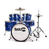 RockJam RJ105-MB Drum Kit