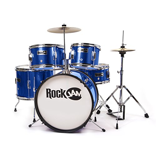 RockJam RJ105-MB Drum Kit