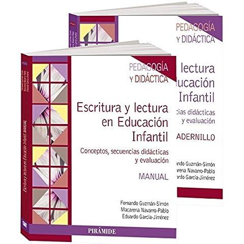 Pack: Escritura Y Lectura En Educación Infantil (Psicología)