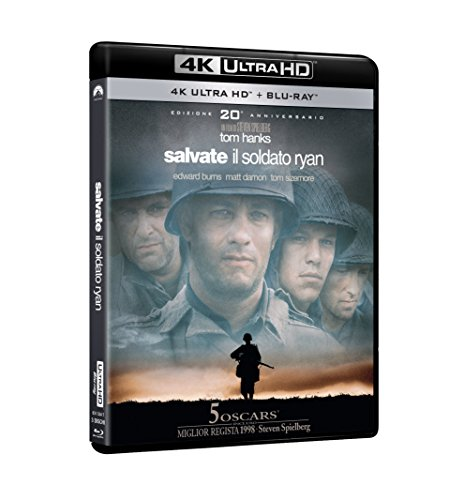 Salvate il Soldato Ryan (4K Ultra HD + Blu-Ray)