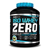 Biotech USA Iso Whey Zero - 2,27 kg Tiramisú