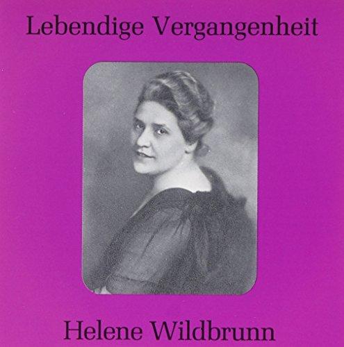 Lebendige Vergangenheit - Helene Wildbrunn
