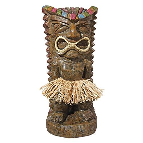 ana, Hawaiianische Tiki Totemstatue (Hawaii-totem Pole)
