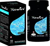 Nutree Pure Advanced Pure Cod Liver Oil and Evening Primrose oil, 90 Tablets