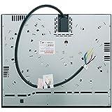 Arebos® Glaskeramikkochfeld Einbaukochfeld Glaskeramik Elektro-Kochfeld Sensor Touch Autark 4 Kochfelder - 4