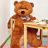 XXL Teddybär, 120 cm (Lumaland) - 2
