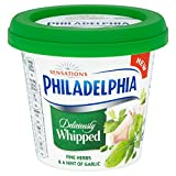 Philadelphia Whipped with Herbs and Garlic, 140g