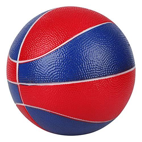 Dellop Pelota Baloncesto 7 Pulgadas Doble Color, Suave