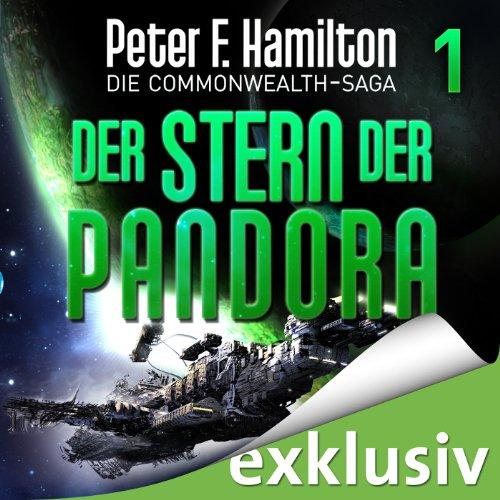 Buchseite und Rezensionen zu 'Der Stern der Pandora (Die Commonwealth-Saga 1)' von Peter F. Hamilton