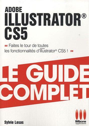 Illustrator CS5 par Sylvie Lesas