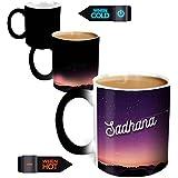 Khakee You're The Magic In My Life Sadhana Magic Color Changing Ceramic Coffee Mug - Printed Tea,Coffee,Green Tea Ceramic Mug