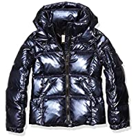 S13 Girls' Mogul Down Puffer, Space, 12