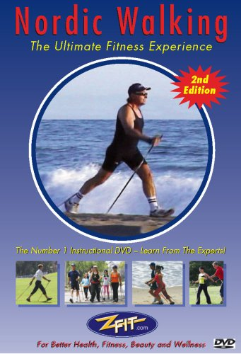 Nordic Walking - The Ultimate Fitness Experience (Instructional DVD) 2013