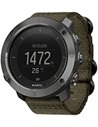 Suunto Gps Outdoor Watch With Versatile Navigation Functions Traverse, Black, One Size, SS022293000