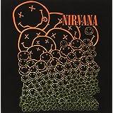 Nirvana Cascading Smileys Steel Metal Fridge Magnet Album Band Logo Icon Official