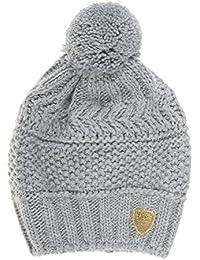 Emporio Armani EA7 gorro de mujer sombrero nuevo urban gris