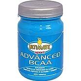 Advanced BCAA - Formula Avanzata  - Aminoacidi Ramificati Nel Rapporto 4:1:1 - Leucina, Isoleucina, Valina, Glutammina Peptide, Vitamina B6  - Maggiore Assimilazione - 400 Compresse - Ultimate Italia - 51HkaYSAD8L. SS166
