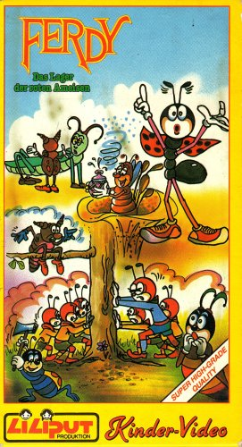 Ferdy 1 - Das Lager der roten Ameisen