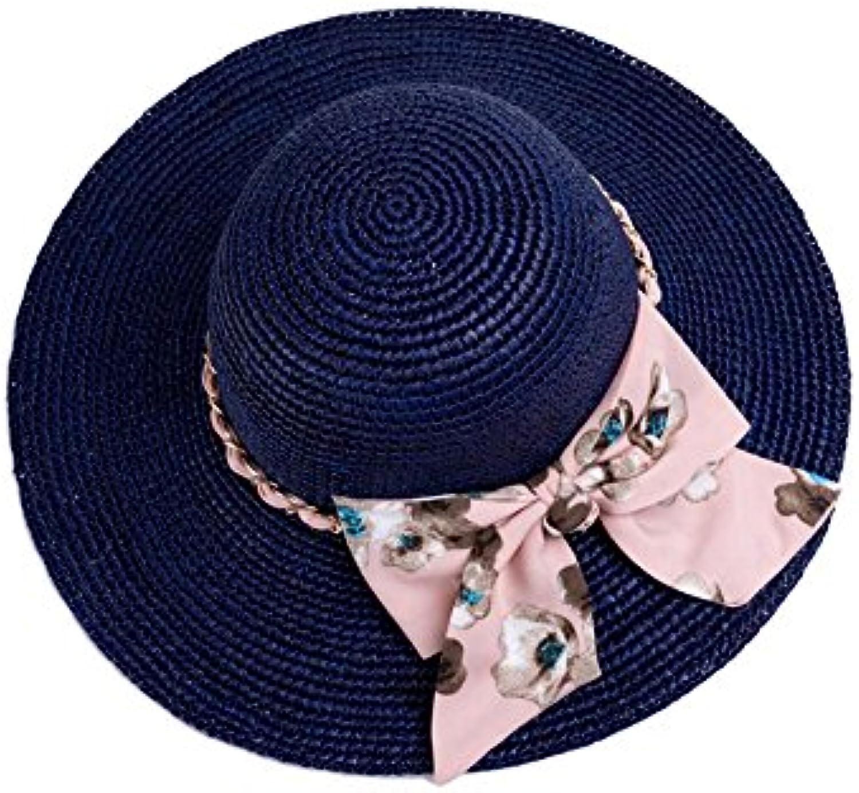 CJC CJC CJC Sole Cappello da Donna Cannuccia Largo Tesa All'aperto Campeggio in Viaggio Caps Pieghevole Ventilazione Parent b94f4e