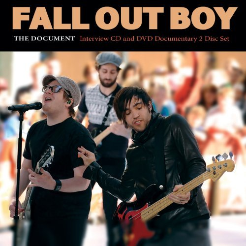The Document by Fall Out Boy (2013-07-02)