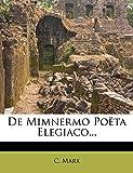 de Mimnermo Poeta Elegiaco...