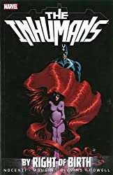 Inhumans: By Right of Birth