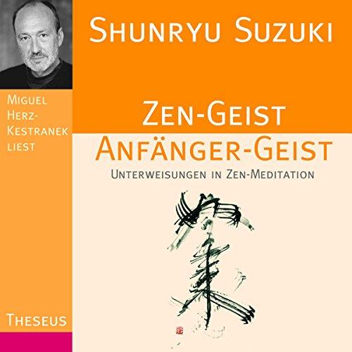 Buchseite und Rezensionen zu 'Zen-Geist, Anfänger-Geist: Unterweisungen in Zen-Meditation' von Shunryu Suzuki