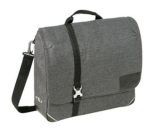Norco Finsbury Commuter Tasche - Einzel Radtasche Schwarz