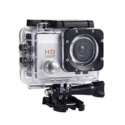 Altsommer Wasserdichte Kamera, Wasserdichte 4K Full HD 1080P Sport Action Kamera mit WiFi Cam DVR DV Video Camcorder für Gopro Hero 7/6/4/5 /1/2 /3/3+ Sony, Unterwasser Fotografie