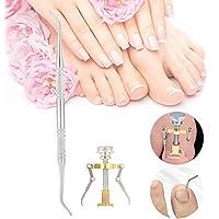 Eingewachsene Zehennagel Korrektur Werkzeug, mit Excavator+ Edelstahl Nagelzangen, für Hände und Füße geeignet... preisvergleich bei billige-tabletten.eu