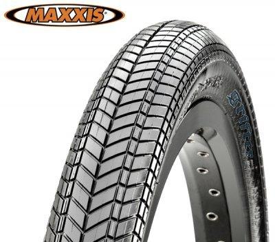Maxxis Grifter BMX Reifen 20 Zoll Draht EXO Reifenbreite 53-406 | 20 x 2.10 2019 Fahrradreifen (20 Zoll Dirt Bike Reifen)