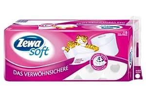 Zewa Soft Pack de 20 rouleaux de papier toilette