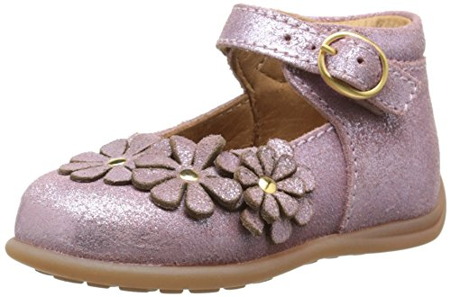 Glitter Aumentou Rosa Bailarinas 81207116 08 Menina Bisgaard Rose wnTIYxqwU