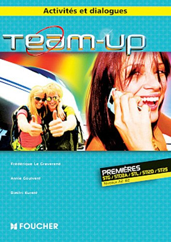 Team up 1re Bac CD audio