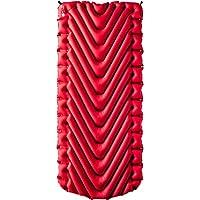Klymit Schlafmatte Static V Luxe Insulated, Rot/Schwarz, 06LIRd01D