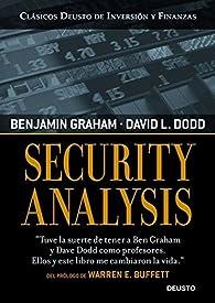 Security Analysis par Benjamin Graham