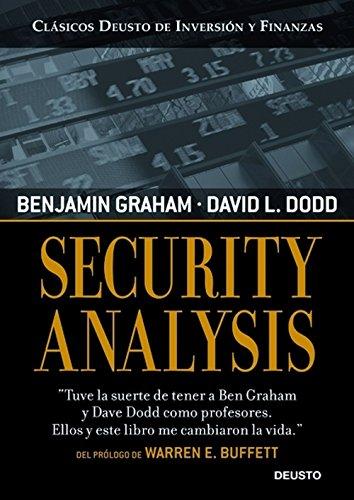 Security Analysis (Clásicos Deusto de Inversión y Finanzas)
