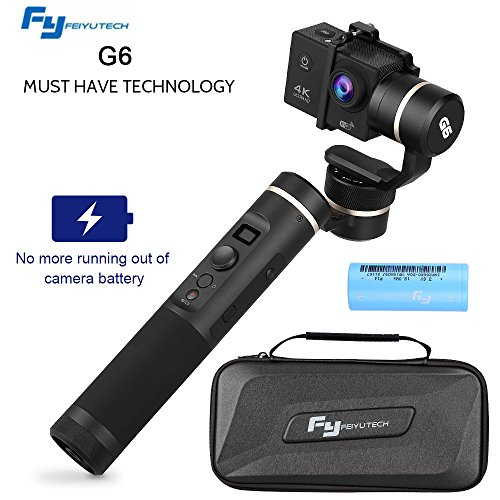 FEIYU Gimbal con Stabilizzatore Splashproof a 3 Assi a 139€ con coupon