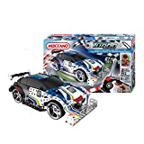 Meccano 6023590–Spiel-Bau–RC Rallye Turbo