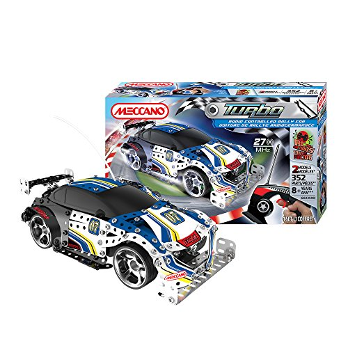 Meccano Turbo Car Radiocomandata,, 6023590