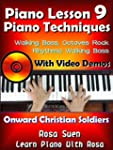 Piano Lesson 9 - Easy Piano Technique...