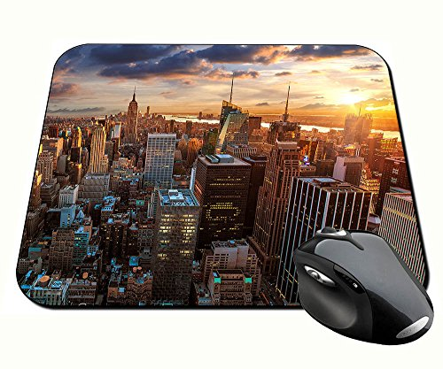 nueva-york-new-york-city-ny-manhattan-i-tappetino-per-mouse-mousepad-pc