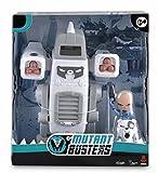 Mutant Busters - Metal Ice y David Snow, Figuras de acción (Famosa...