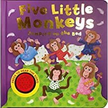 Five Little Monkeys Jumping on the Bed (Song Sounds)