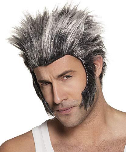 Boland 85989 Perücke Werwolf, Damen, - Wolverine Kostüm Accessoires