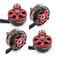 4pcs DYS Brushless Motor 2306 2800KV 3-4S for RC Drone FPV Racing ( Samguk Series Shu ) from DroneAcc
