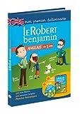 Dictionnaire Le Robert Benjamin anglais - Dès 5 ans - GS-CP-CE