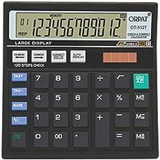 Orpat OT 512 T Calculator