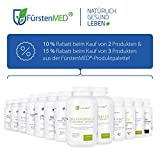 FürstenMED® Probiotik – Lactobacillus + Bifidobacterium – 17,4 Mrd. KBE, Probiotikum Vegan – Darmflora, Verdauung, Immunsystem - 7